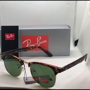 Leopard Ray Ban Glasses